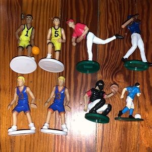Other - Sports figurines